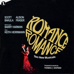 Romance Romance, Original Broadway Cast