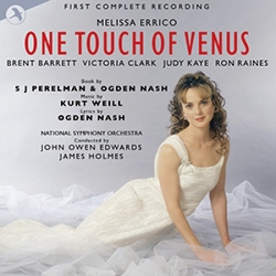 One Touch of Venus, First Complete  Recording
