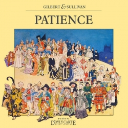 Patience (Complete Recording of the Score), D'Oyle Carte Opera