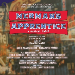 Mermans Apprentice, Original Cast Recording
