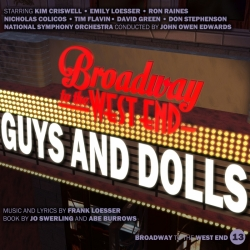 13 Guys and Dolls (Broadway to West End)