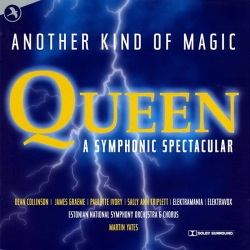 Another Kind of Magic, Original Cast Recording