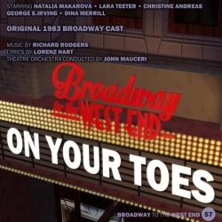 57 On Your Toes (Broadway to West End)