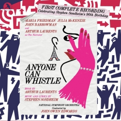 Anyone Can Whistle, First Complete Recording