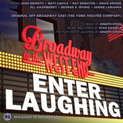 91 Enter Laughing (Broadway To West End)